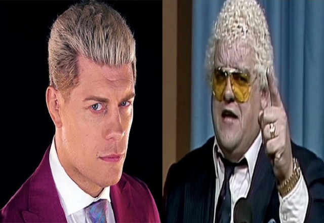 Cody and Dusty Rhodes
