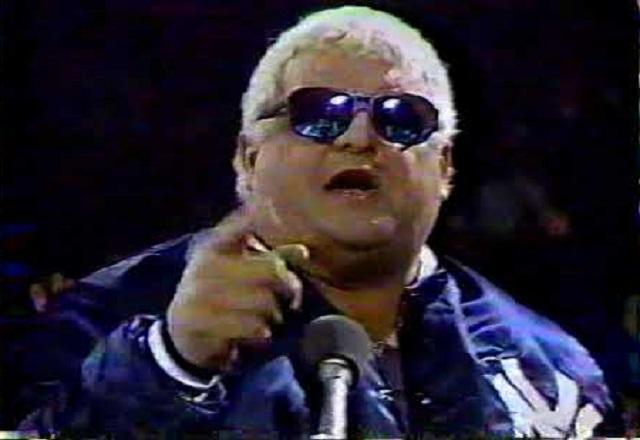 Dusty Rhodes Interview