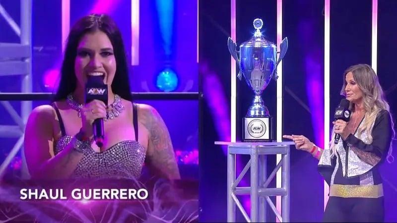 Eddie Guerrero daughter Shaul Guerrero