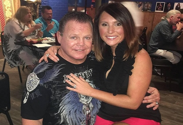 Jerry The King Lawler and partner