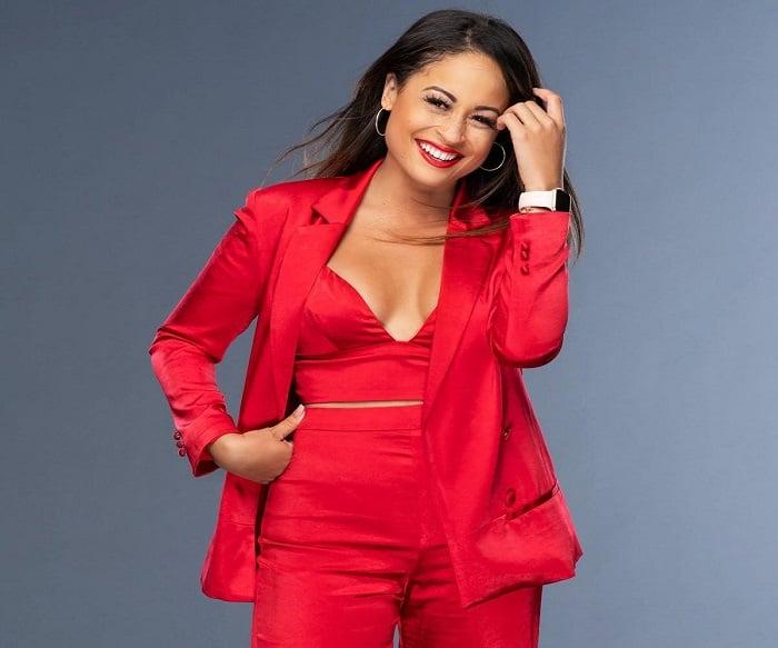 Kayla Braxton WWE