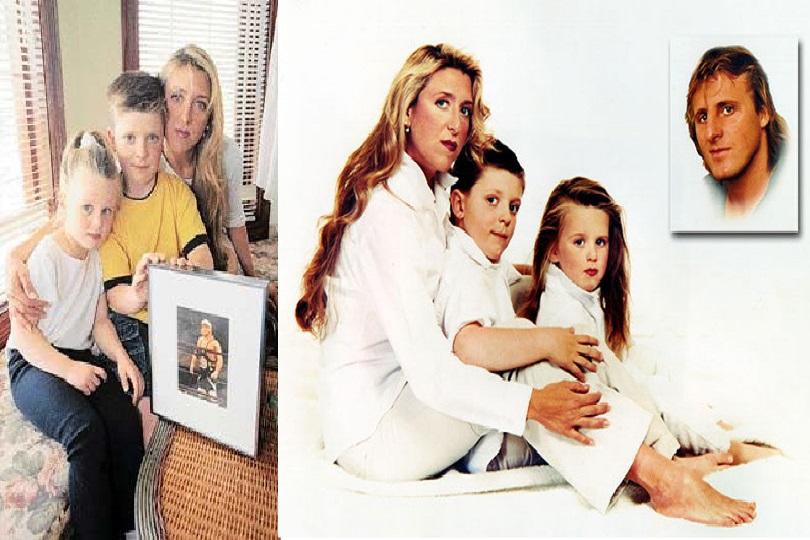 Owen Hart wife and children