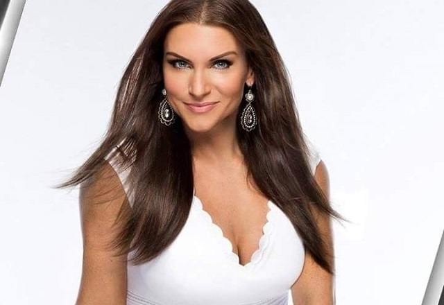 Stephanie McMahon Levesque wife of Triple H
