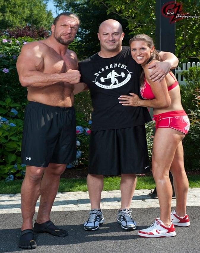 Stephanie McMahon workout