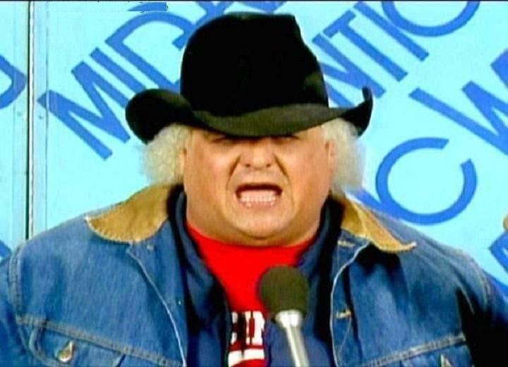 The American Dream Dusty Rhodes