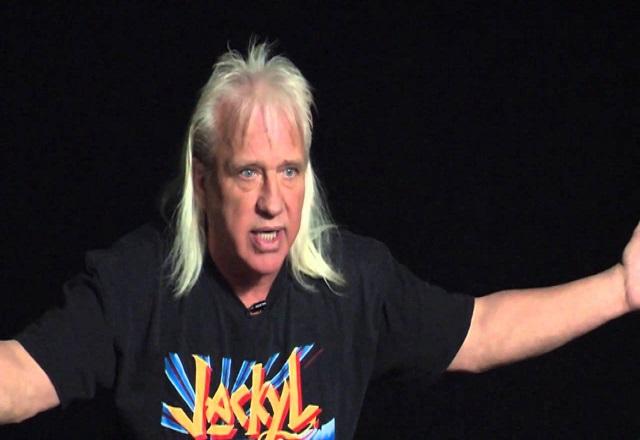 WWE NWA legend Ricky Morton