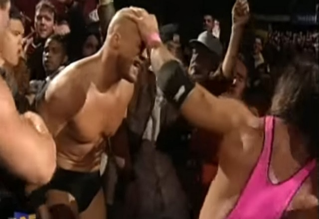 Why Bret Hart vs Stone Cold Steve Austin Was The Greatest Match Ever