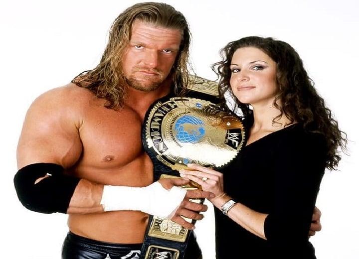 HHH Marries Stephanie McMahon