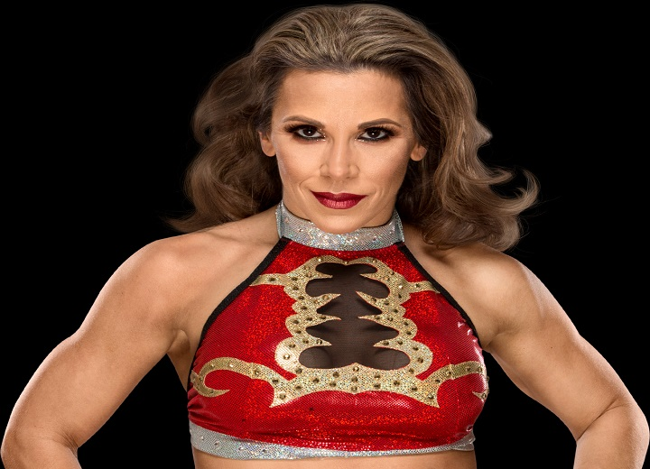 Mickie James WWE star