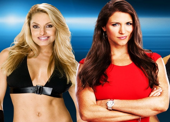 Stephanie McMahon, Trish Stratus