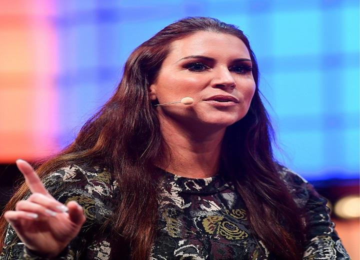 Stephanie McMahon WWE executive