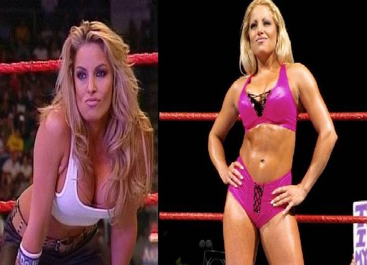 Trish Stratus WWE legend