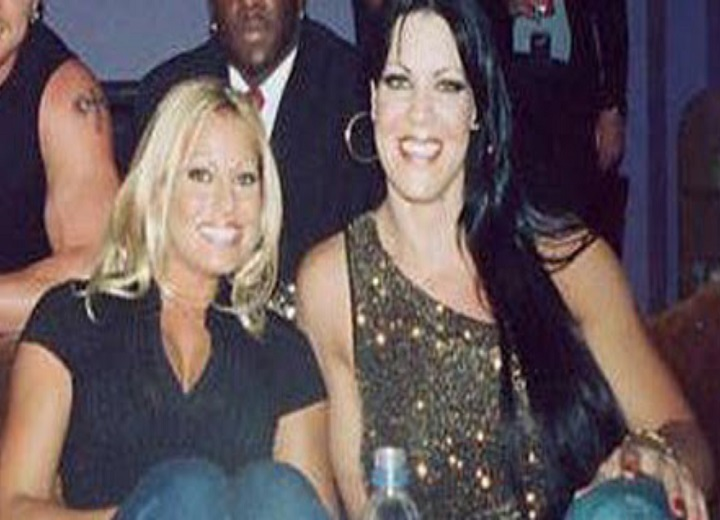 Trish Stratus and Chyna