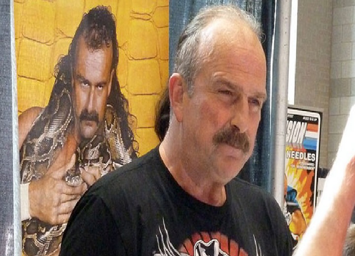 WWE Hall of Famer Jake The Snake Roberts