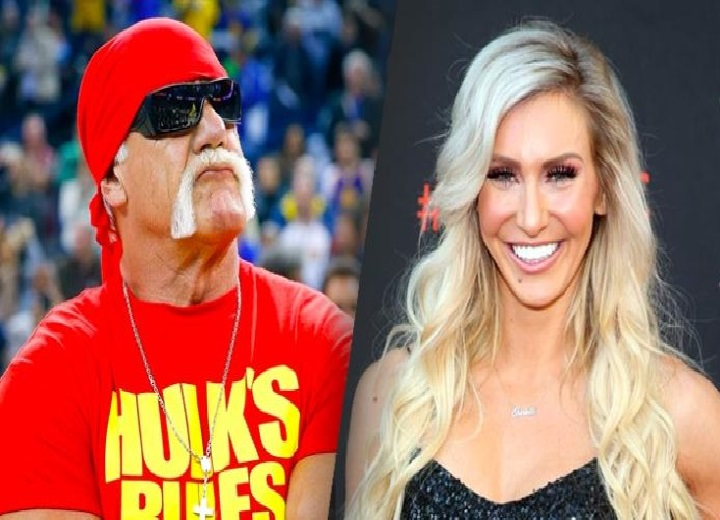 Charlotte Flair and Hulk Hogan