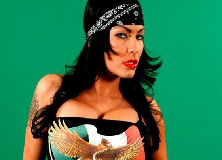 Shelly Martinez WWE
