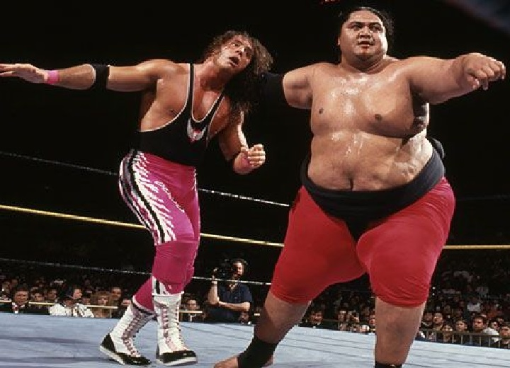 Bret Hart vs. Yokozuna