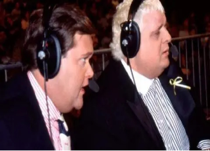 Jim Ross Discusses Commentary With Dusty Rhodes In WCW
