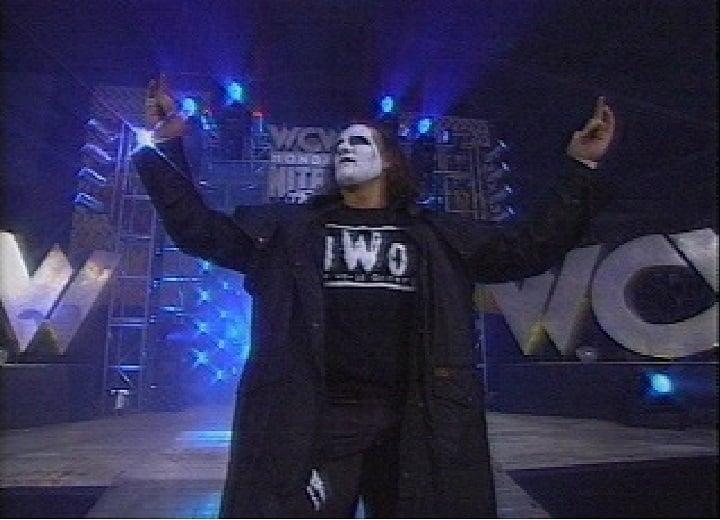 Sting nWo WCW