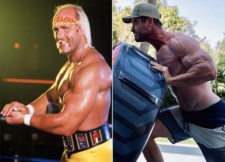 Hulk Hogan Reacts to Chris Hemsworth Playing Him