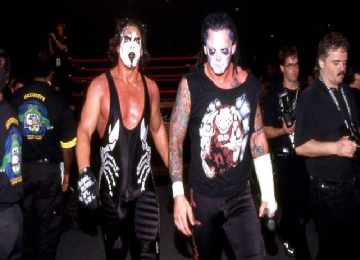 WCW Veteran Vampiro and Sting
