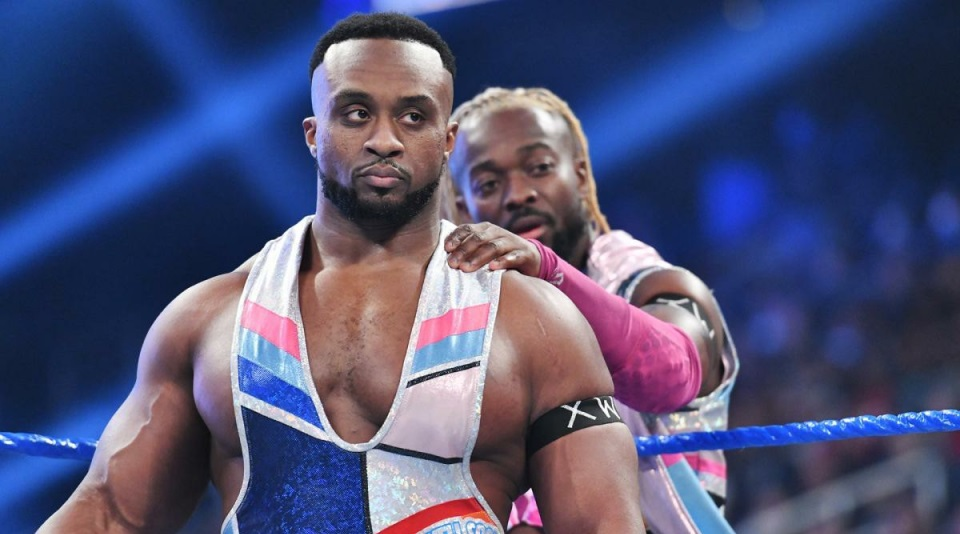 Big E released by WWE