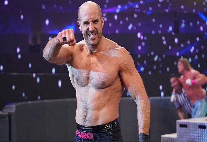 Cesaro leaving WWE