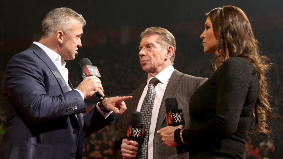 Vince McMahon drove shane out of wwe