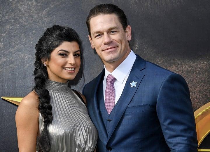john cena's wife is pregnant