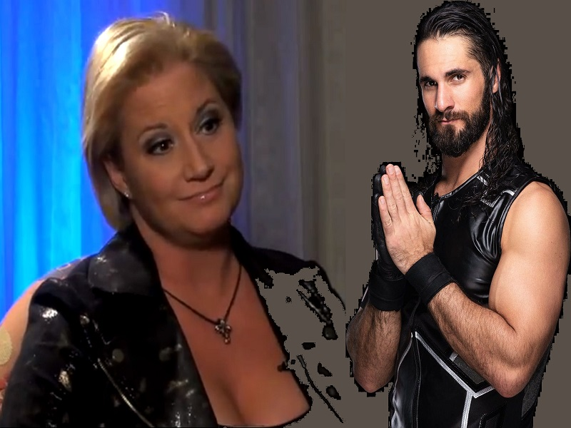 seth rollins relationship with Tammy