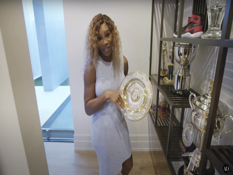 Serena Williams Miami mansion