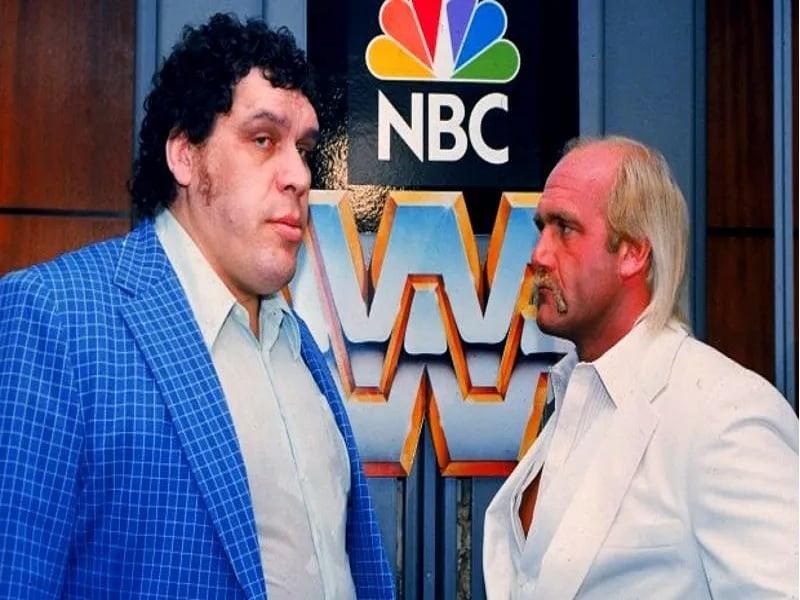 Andre Hulk Hogan