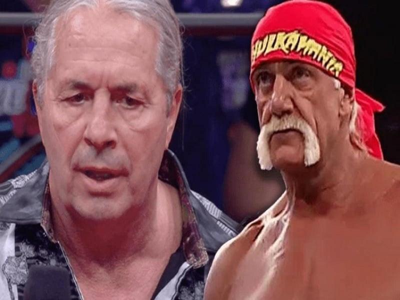 Bret hart Hulk Hogan